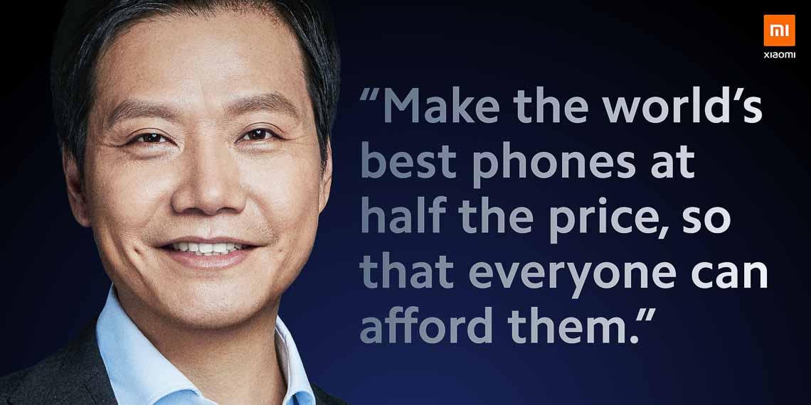 Chủ tịch Xiaomi - Lei Jun chia sẻ kỷ niệm 10 năm thành lập - Từ 10 đến Vô cực - 15
