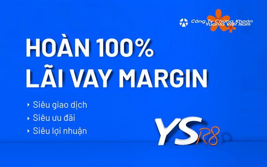 Yuanta Việt Nam hoàn 100% lãi vay margin qua sản phẩm YSR8 -2