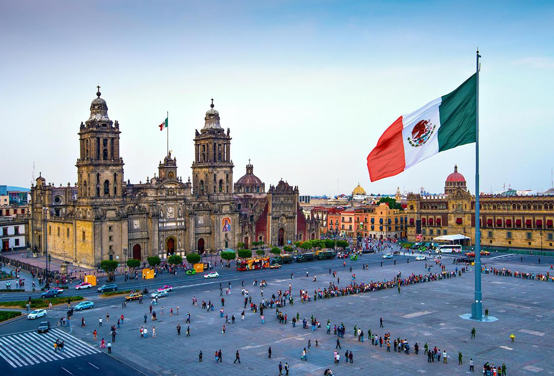 Kỳ quan cổ bên dưới bề mặt thành phố Mexico City hiện đại - 09