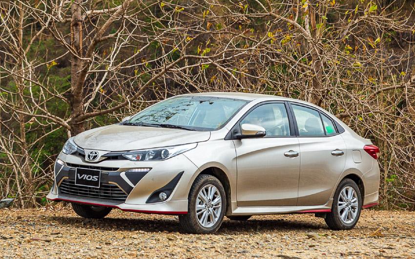 Toyota Việt Nam bán ra 4.334 xe trong tháng 8/2020 - 2