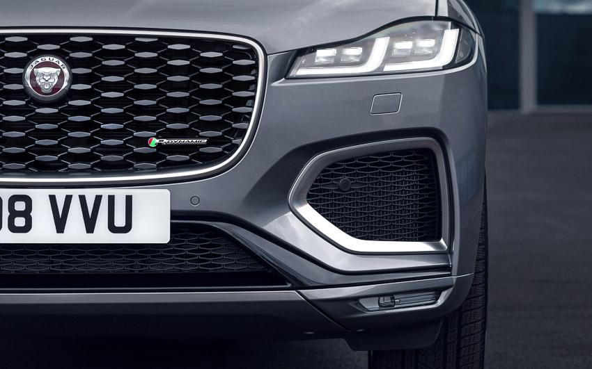 Jaguar F-PACE mới: thiết kế sang trọng, luôn kết nối, xe lai điện - 12