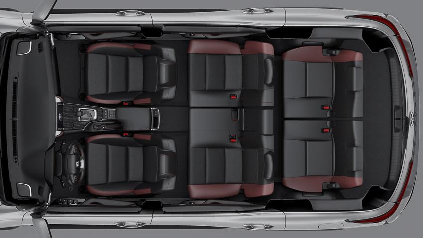 Toyota Fortuner Legender 2020 có giá 1,434 tỉ đồng tại Việt Nam- 2
