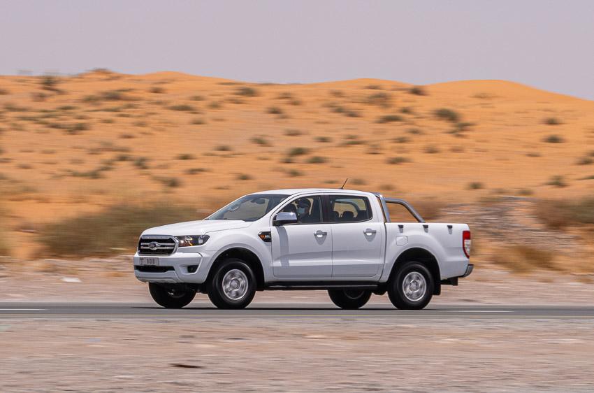 Ford Ranger chinh phục hơn 1.250 km đường trường chỉ với một bình nhiên liệu - 2
