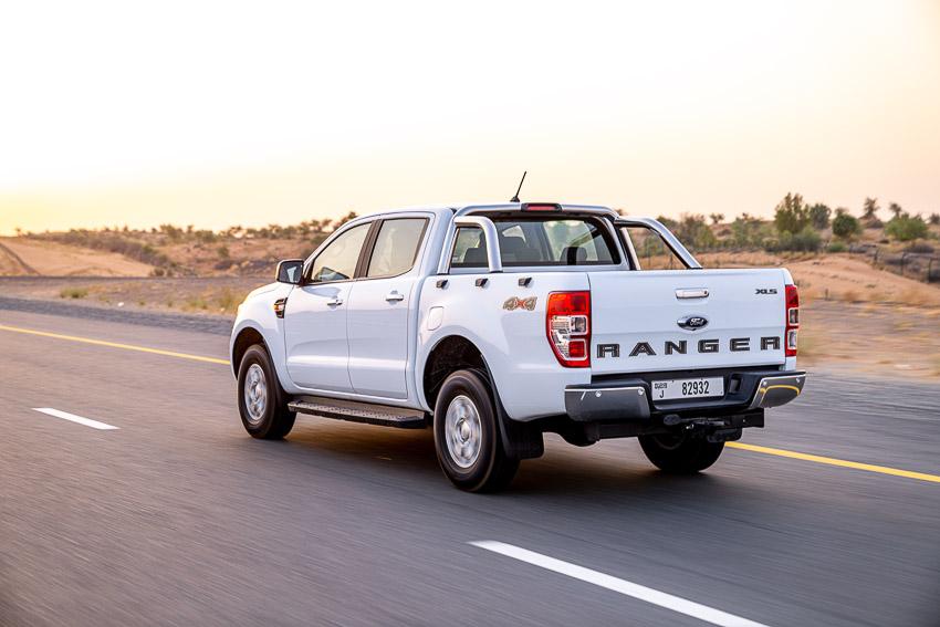 Ford Ranger chinh phục hơn 1.250 km đường trường chỉ với một bình nhiên liệu - 4