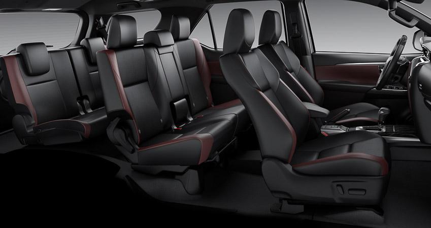 Toyota Fortuner Legender 2020 có giá 1,434 tỉ đồng tại Việt Nam - 5