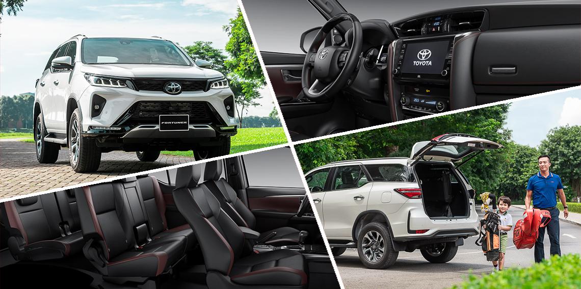 Toyota Fortuner Legender 2020 có giá 1,434 tỉ đồng tại Việt Nam - 01