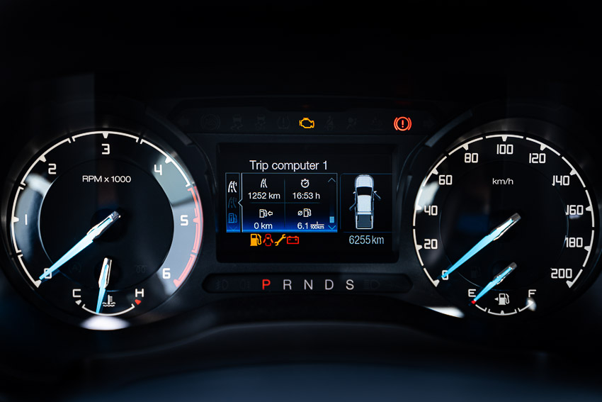 Ford Ranger chinh phục hơn 1.250 km đường trường chỉ với một bình nhiên liệu - 5