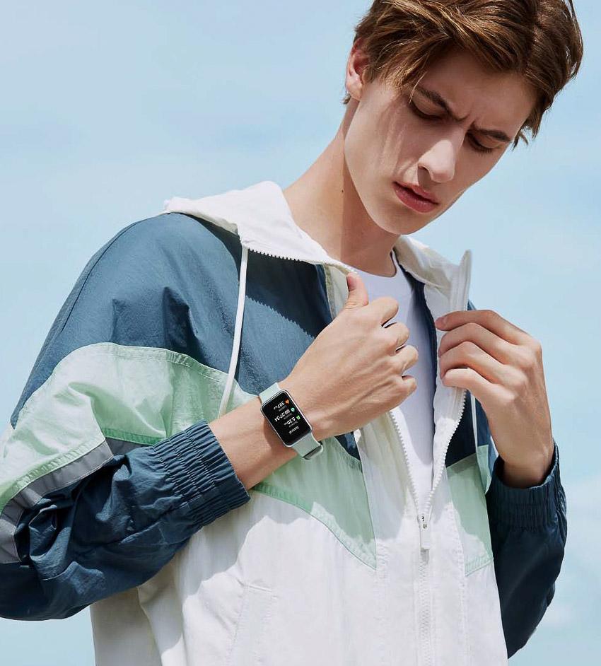 Huawei ra mắt đồng hồ thông minh Huawei Watch Fit tại thị trường Việt Nam - 1