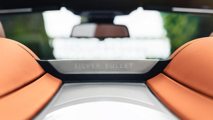 Rolls-Royce Dawn Silver Bullet phiên bản giới hạn 50 chiếc trên toàn cầu - 2