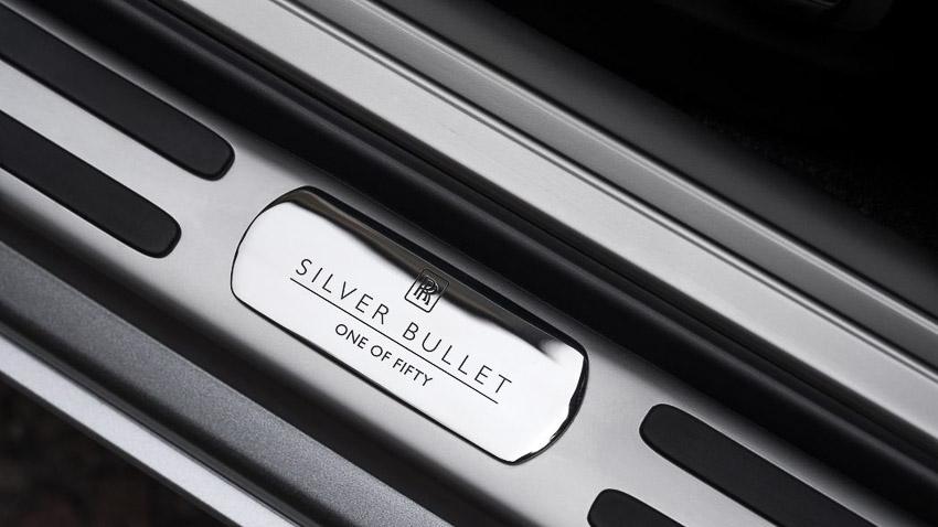 Rolls-Royce Dawn Silver Bullet phiên bản giới hạn 50 chiếc trên toàn cầu - 3