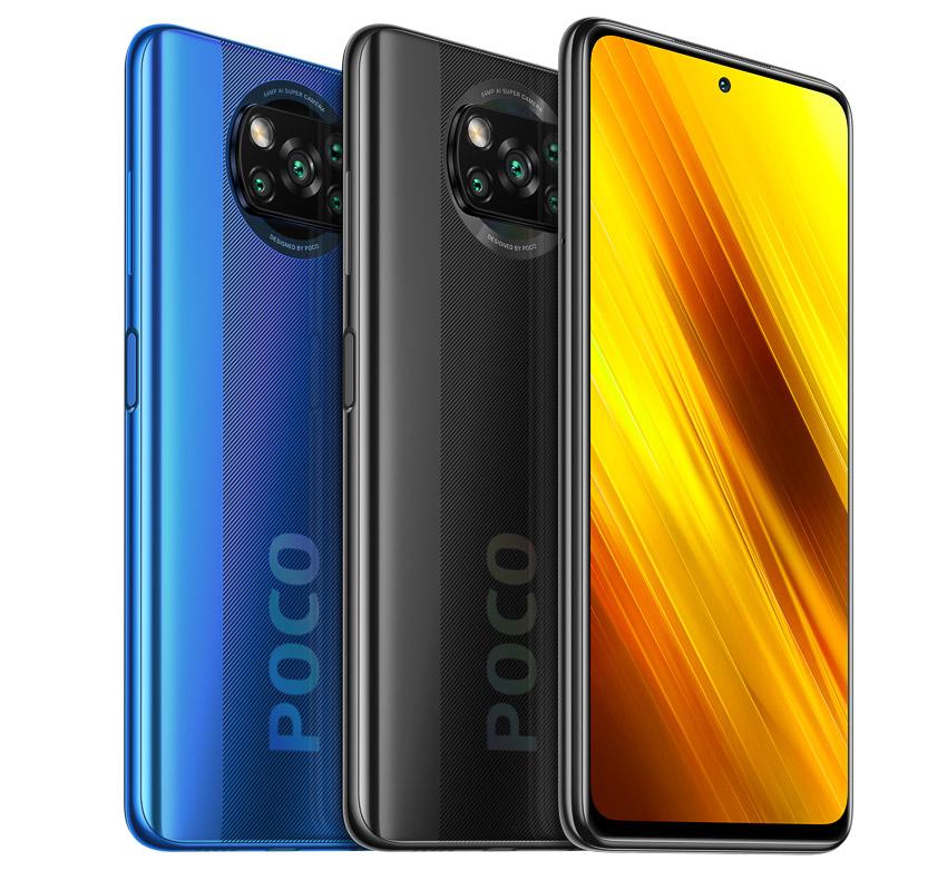 Poco X3 NFC ra mắt tại Việt Nam - Snapdragon 732G, màn hình 120Hz, 4 camera, giá từ 6.7 triệu - 3