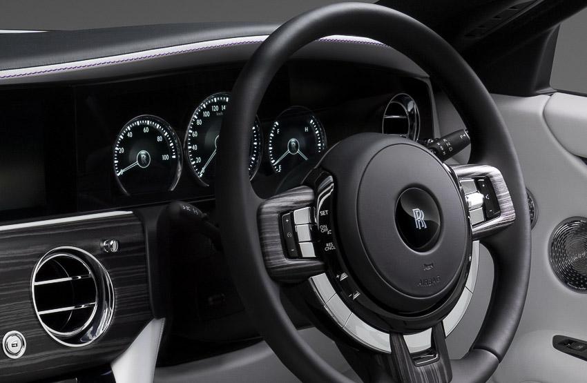 Rolls-Royce Ghost 2021 trình làng với thiết kế truyền thống - 13