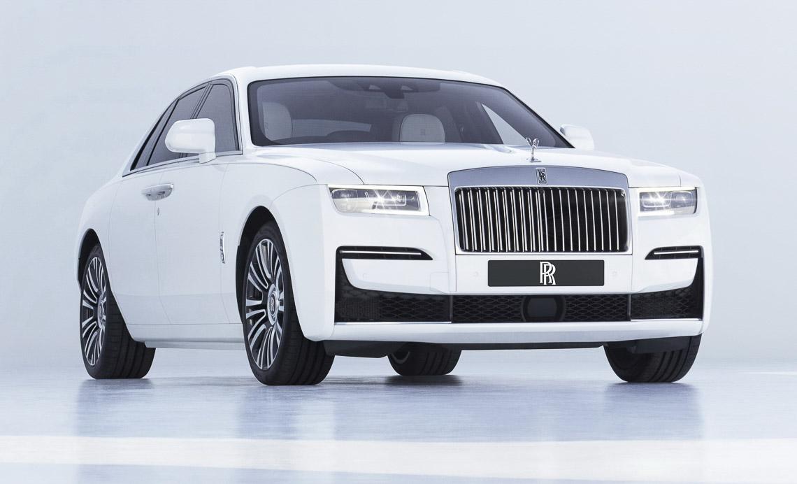Rolls-Royce Ghost 2021 trình làng với thiết kế truyền thống - 15