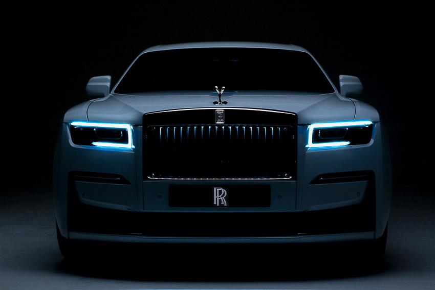 Rolls-Royce Ghost 2021 trình làng với thiết kế truyền thống - 2