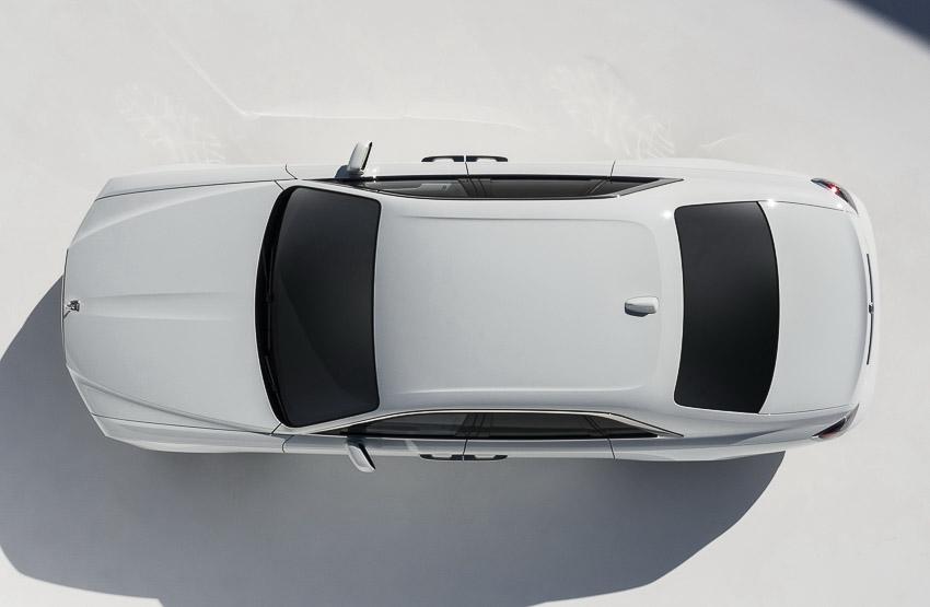 Rolls-Royce Ghost 2021 trình làng với thiết kế truyền thống - 6