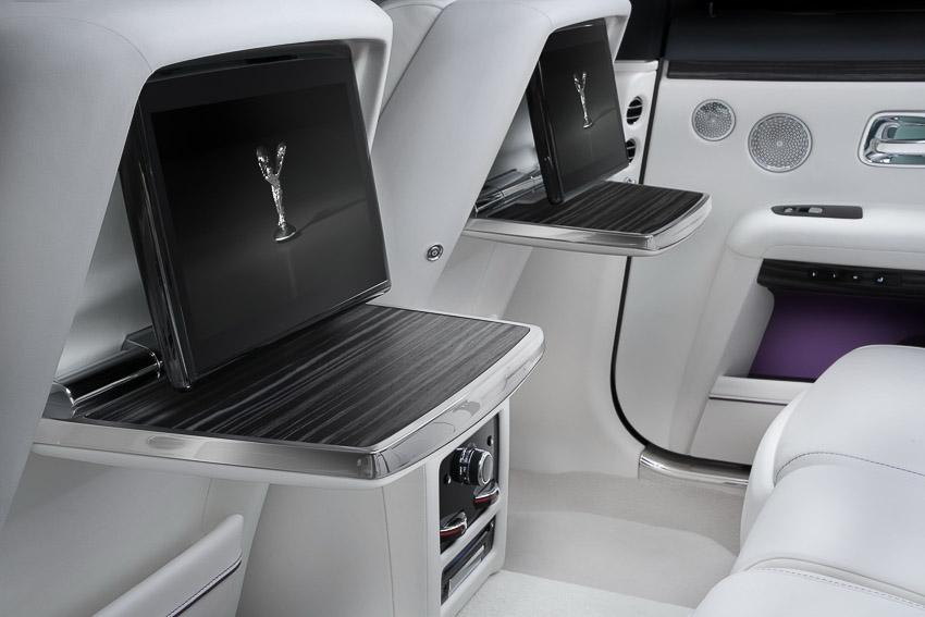 Rolls-Royce Ghost 2021 trình làng với thiết kế truyền thống - 9