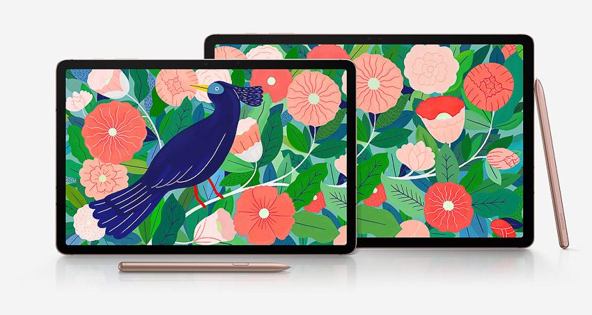 Samsung ra mắt Galaxy Tab S7 và S7+ với S Pen thế hệ mới - 3