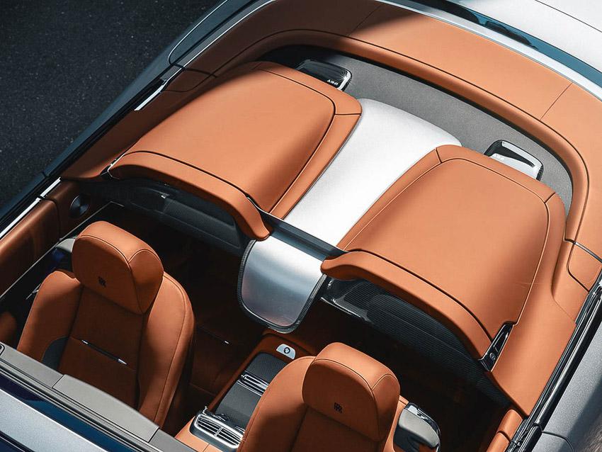 Rolls-Royce Dawn Silver Bullet phiên bản giới hạn 50 chiếc trên toàn cầu - 6