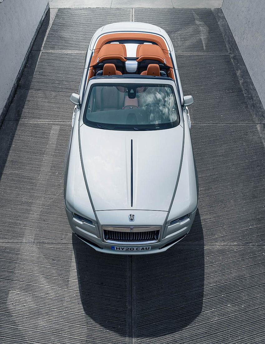 Rolls-Royce Dawn Silver Bullet phiên bản giới hạn 50 chiếc trên toàn cầu - 7
