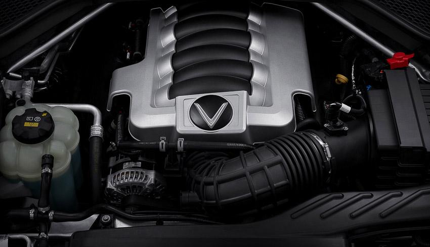 Vinfast giới thiệu xe phiên bản giới hạn President 11
