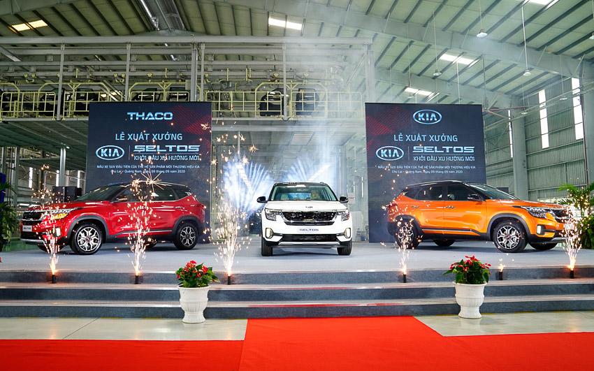 Kia Seltos chính thức xưởng với ba phiên bản phiên bản và áp dụng giá mới - 5