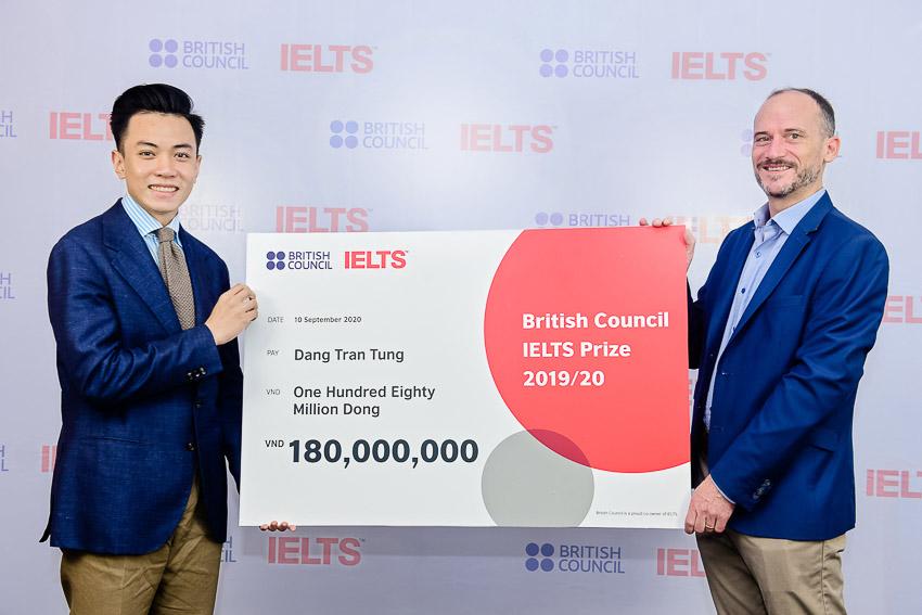 Hội đồng Anh công bố danh sách thí sinh nhận học bổng uy tín IELTS Prize khu vực Đông Á - 4