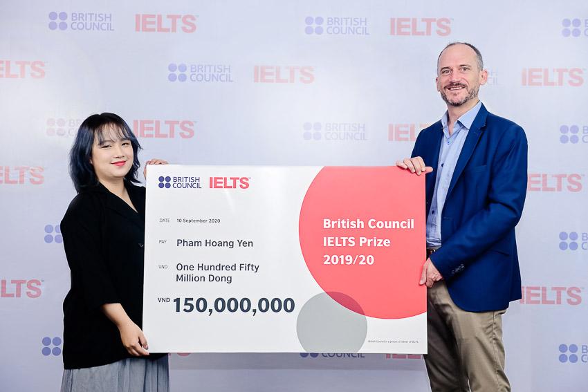 Hội đồng Anh công bố danh sách thí sinh nhận học bổng uy tín IELTS Prize khu vực Đông Á - 3