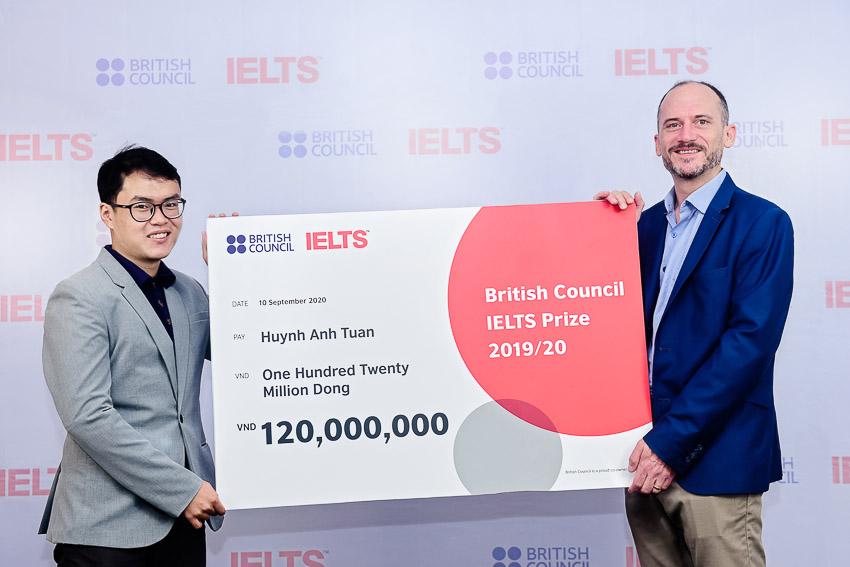 Hội đồng Anh công bố danh sách thí sinh nhận học bổng uy tín IELTS Prize khu vực Đông Á - 2
