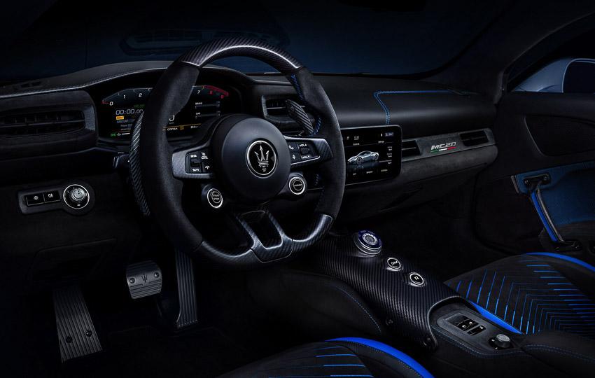 Siêu xe Maserati MC20 vừa được ra mắt, mở đầu kỷ nguyên mới 19