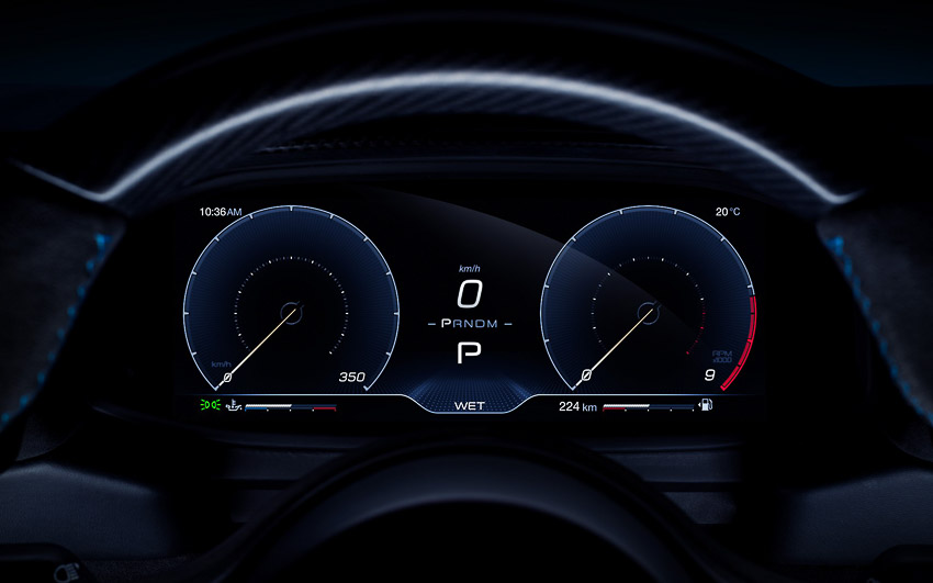 Siêu xe Maserati MC20 vừa được ra mắt, mở đầu kỷ nguyên mới 20