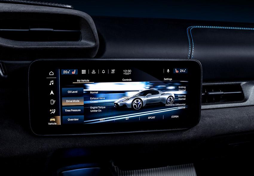 Siêu xe Maserati MC20 vừa được ra mắt, mở đầu kỷ nguyên mới - 28