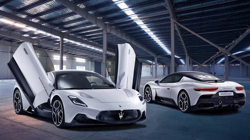 Siêu xe Maserati MC20 vừa được ra mắt, mở đầu kỷ nguyên mới - 35