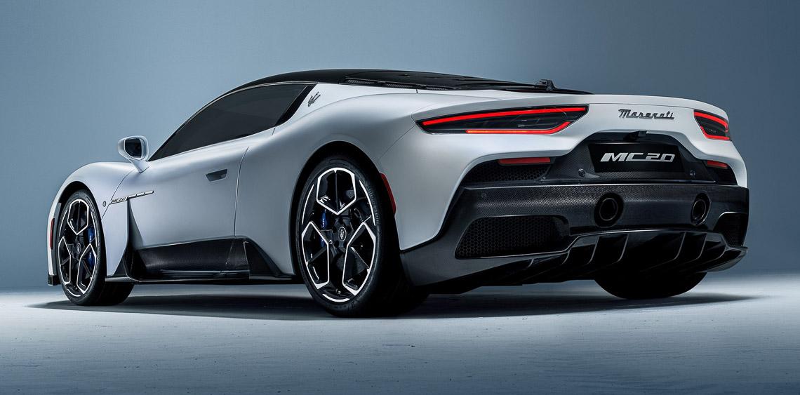 Siêu xe Maserati MC20 vừa được ra mắt, mở đầu kỷ nguyên mới - 38