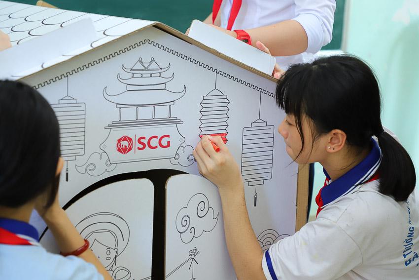SCG đồng hành khởi động năm học mới tại trường nuôi dạy trẻ khuyết tật tỉnh Bà Rịa - Vũng Tàu - 5