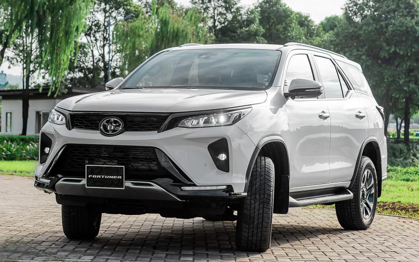 Toyota Fortuner Legender 2020 có giá 1,434 tỉ đồng tại Việt Nam - 15