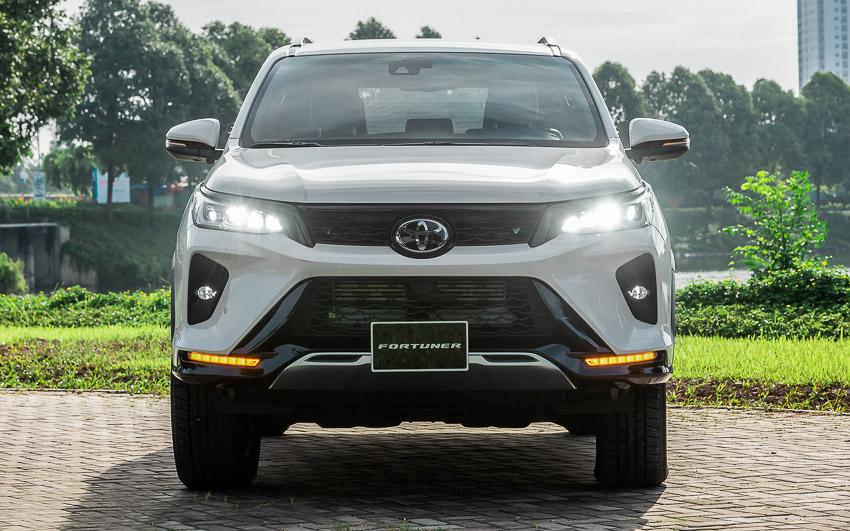Toyota Fortuner Legender 2020 có giá 1,434 tỉ đồng tại Việt Nam - 16