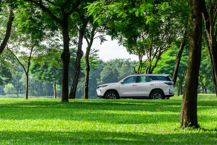 Toyota Fortuner Legender 2020 có giá 1,434 tỉ đồng tại Việt Nam - 19