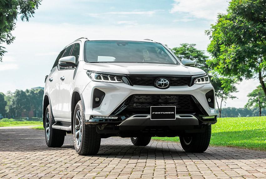 Toyota Fortuner Legender 2020 có giá 1,434 tỉ đồng tại Việt Nam-20
