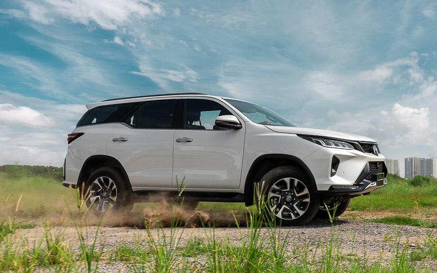 Toyota Fortuner Legender 2020 có giá 1,434 tỉ đồng tại Việt Nam-22