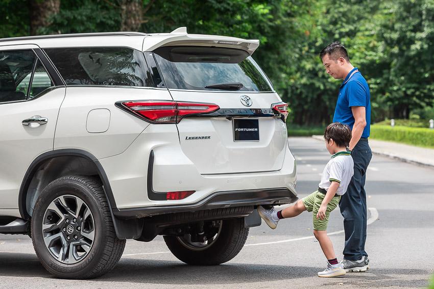Toyota Fortuner Legender 2020 có giá 1,434 tỉ đồng tại Việt Nam - 27