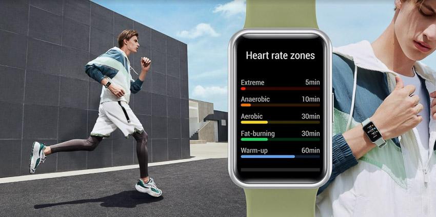 Huawei ra mắt đồng hồ thông minh Huawei Watch Fit tại thị trường Việt Nam - 2