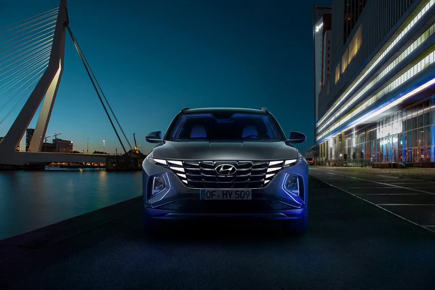 Hyundai Tucson 2021 lộ diện tại Mỹ trước Hàn Quốc - 10