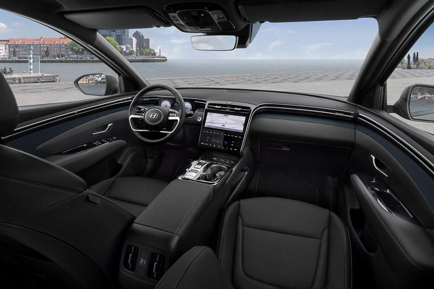 Hyundai Tucson 2021 lộ diện tại Mỹ trước Hàn Quốc-15