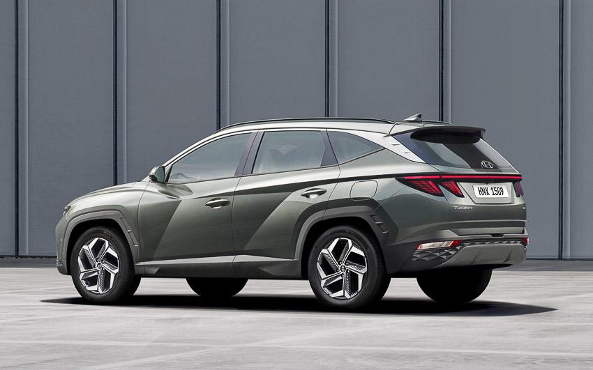 Hyundai Tucson 2021 lộ diện tại Mỹ trước Hàn Quốc - 3