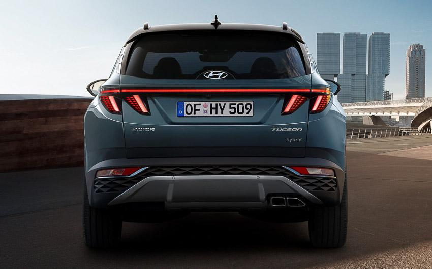 Hyundai Tucson 2021 lộ diện tại Mỹ trước Hàn Quốc - 9