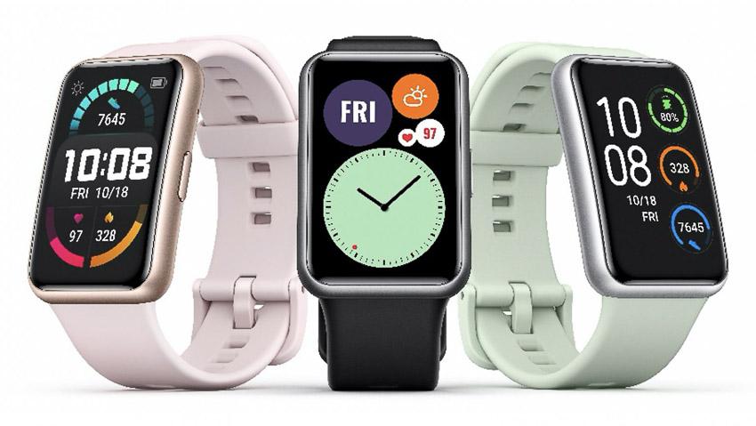 Huawei ra mắt đồng hồ thông minh Huawei Watch Fit tại thị trường Việt Nam - 3