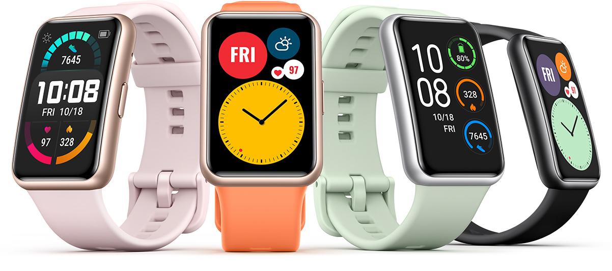 Huawei ra mắt đồng hồ thông minh Huawei Watch Fit tại thị trường Việt Nam - 8