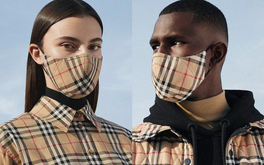 Louis Vuitton ra mắt chiếc mặt nạ bảo hộ, có thể sử dụng như một tấm che nắng - 1