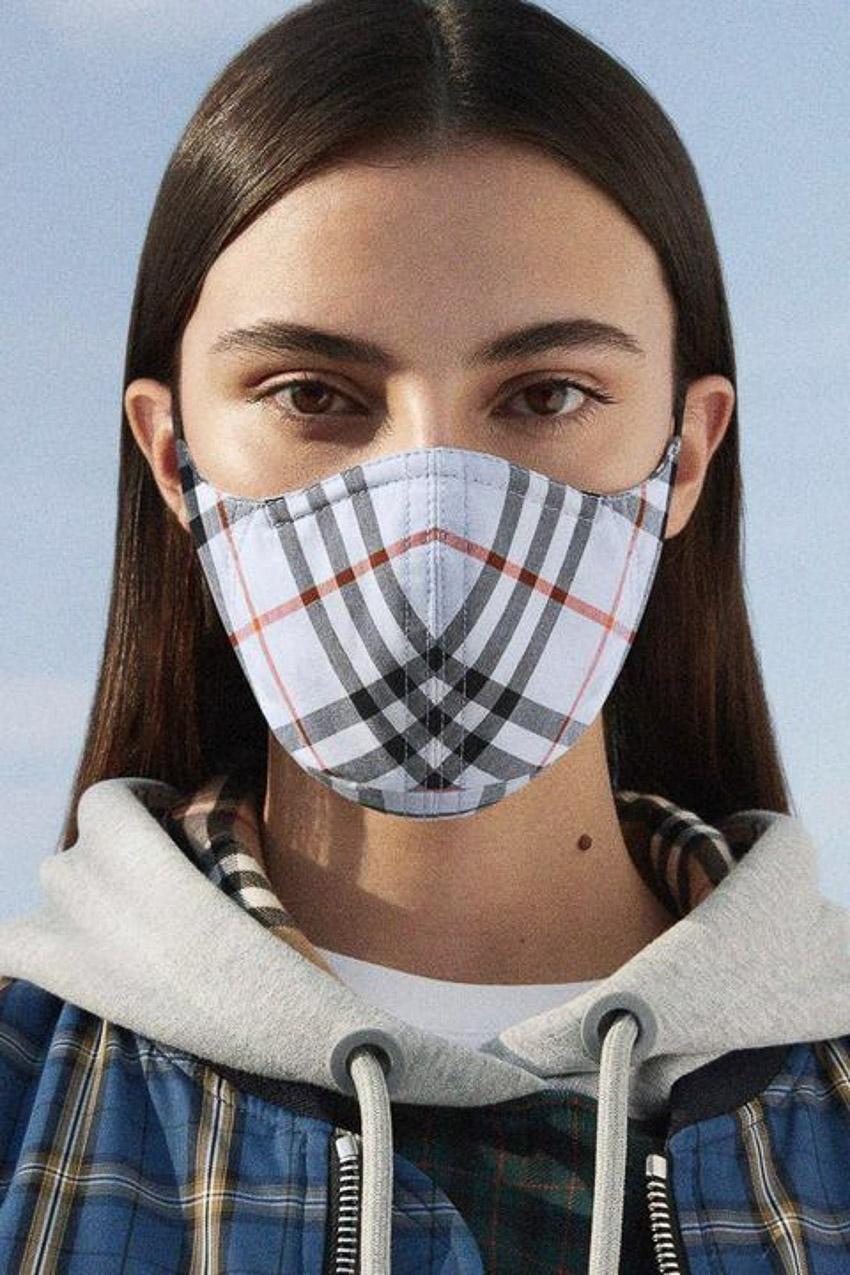 Louis Vuitton ra mắt chiếc mặt nạ bảo hộ, có thể sử dụng như một tấm che nắng - 2