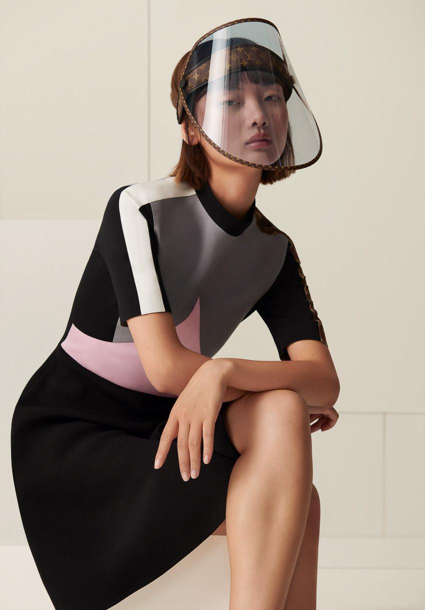 Louis Vuitton ra mắt chiếc mặt nạ bảo hộ, có thể sử dụng như một tấm che nắng - 8